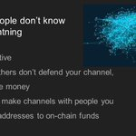 Image for the Tweet beginning: Things people don't know about
