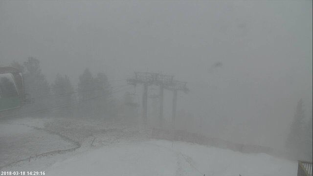 @AngelFireResort is in the clouds &...