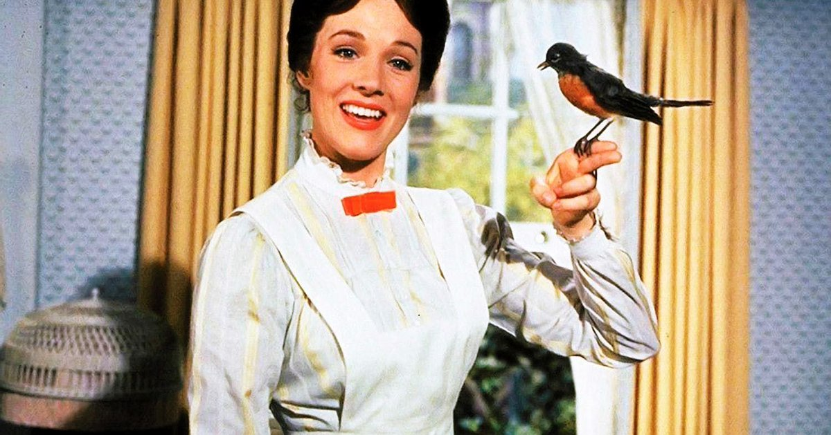 The first trailer for the new Mary Poppins film is seriously nostalgic https://t.co/Uaw1HKAgwK