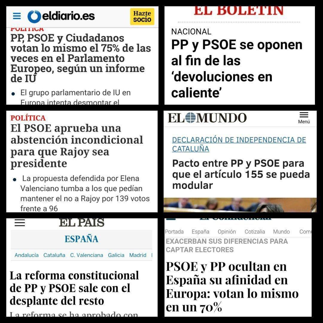 A hacer un debate poniendo al @PSOE como...