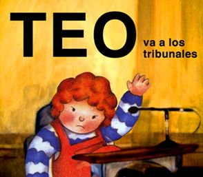 Teo va a los tribunales https://t.co/MwYeLlLdHP