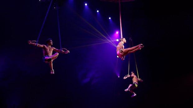 Acrobaat Cirque du Soleil overlijdt na z...