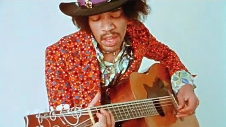 Incredibly Rare Footage of the Legendary Jimi Hendrix Playing an Acoustic Guitar https://t.co/y6C4Xh6tHh