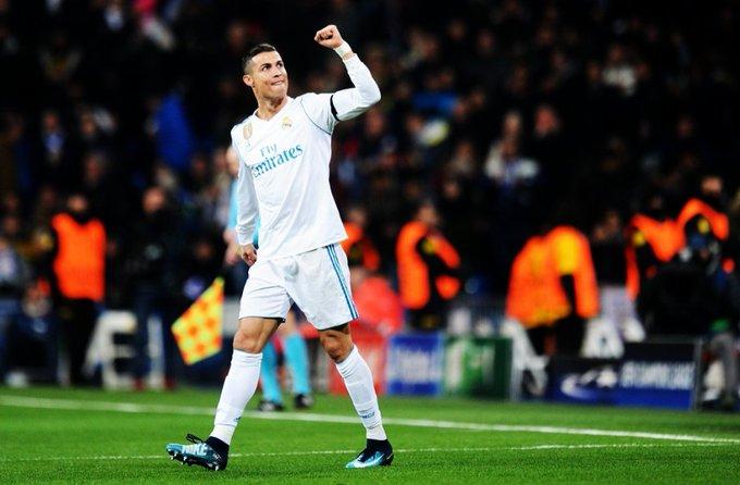Cristiano Ronaldo twitter.