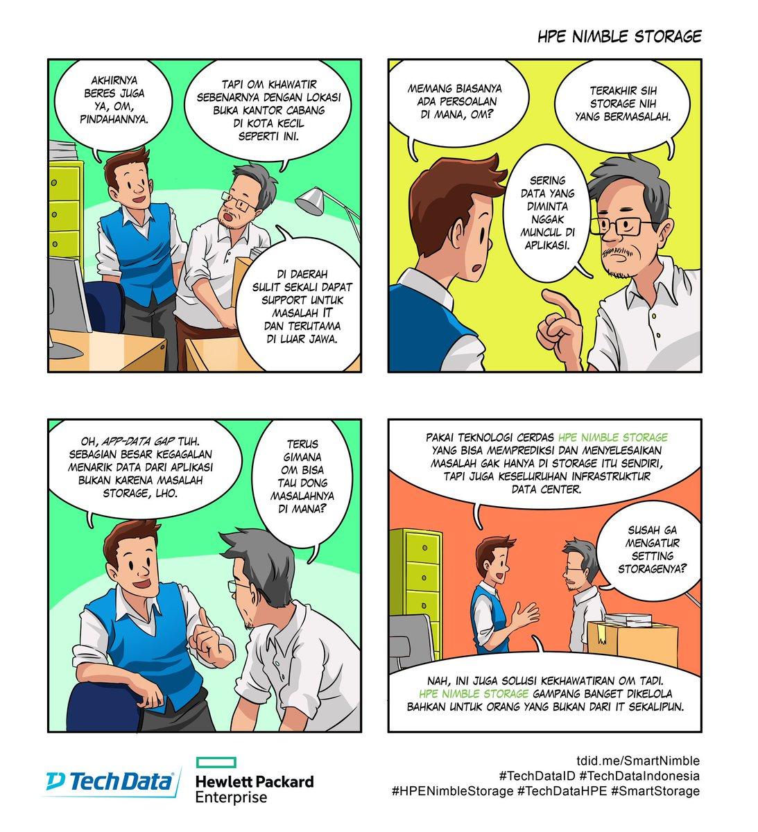Tech Data Indonesia V Twitter Hpe Nimblestorage Adalah Flash Storage Dengan Artificialintelligence Hpeinfosight Yang Dapat Menangkal Persoalan Di Infrastruktur Ti Anda Bahkan Sebelum Terjadi Https T Co Q7pqvy2uy5 Techdatahpe Techdataid