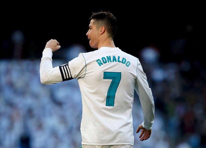 Cristiano Ronaldo fez seu hat-trick de n...