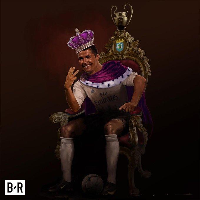 Real Madrid twitter.
