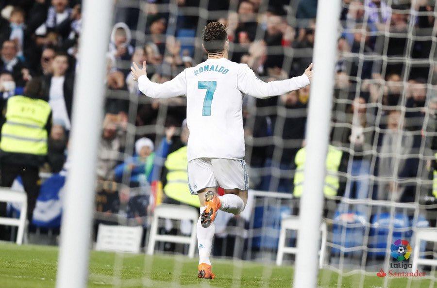 هدف ريال مدريد الرابع في مرمى جيرونا