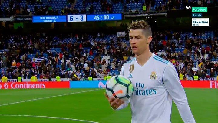 Final en el Bernabéu. Partidazo y Póker de Cristiano. #MovistarPartidazo
