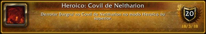 Acabei de ganhar a Conquista [Heroico: Covil de Neltharion] #Warcraft! https://t.co/UQ11WAkpQf