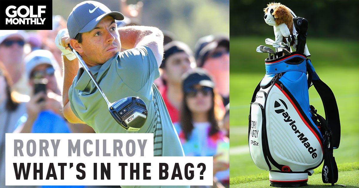 Rory McIlroy What's in the bag? https://t.co/2htQBsdpPv https://t.co/mTUBSdvTq5