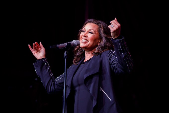 Wishing Vanessa Williams a very happy birthday! Can t wait to see you live in a few weeks at