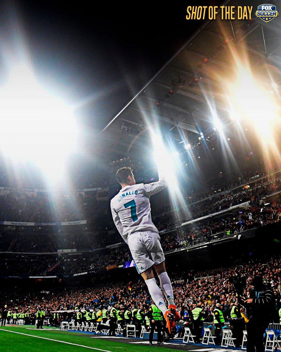 Shine bright like Ronaldo.