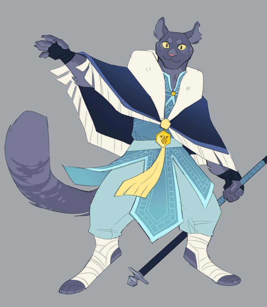 Tabaxi Warrior