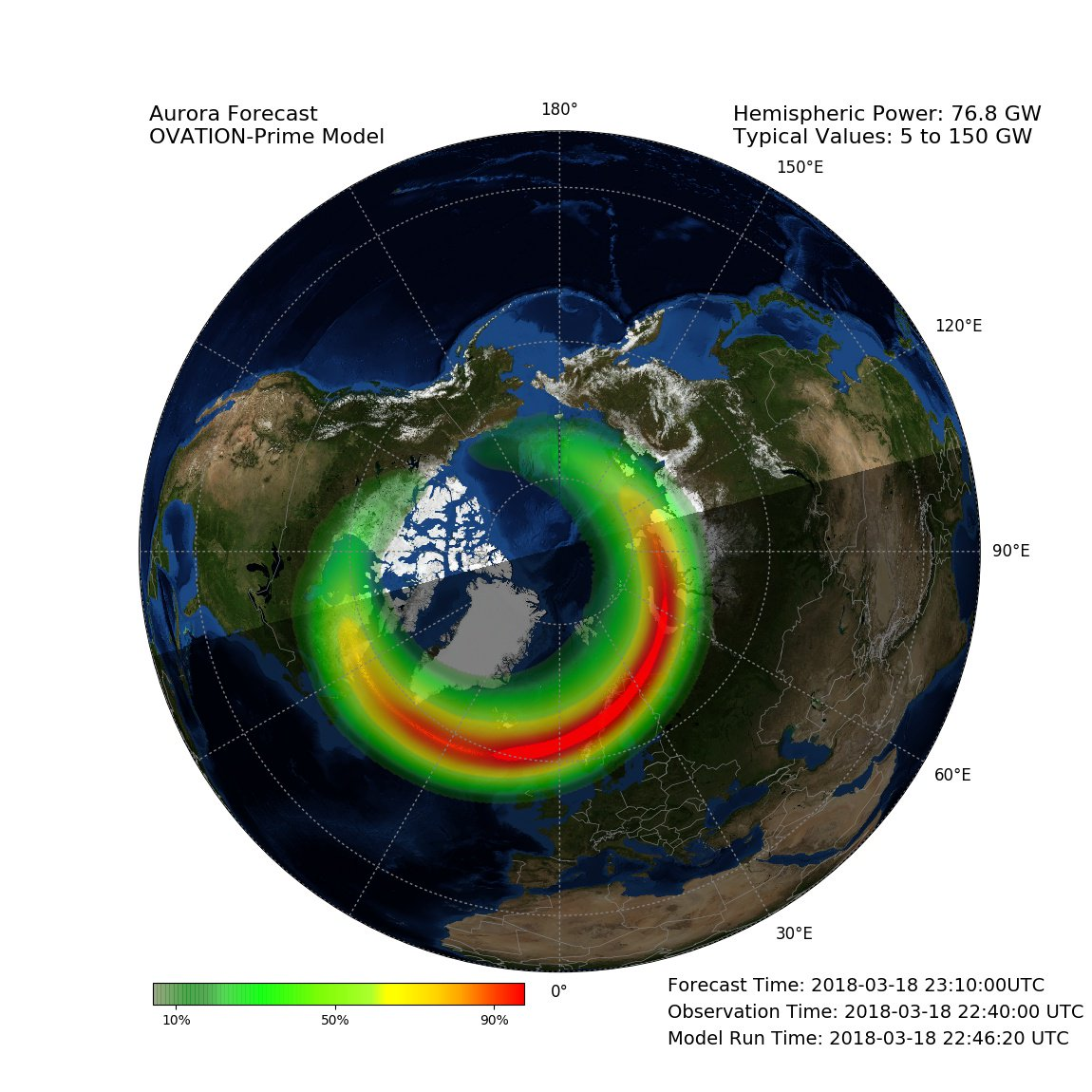 Met Office Space On Twitter An Increase In The Solar Wind Brings A Diagram Chance Of Seeing Aurora Northernlights Over Northern Half Uk Follow Short Term Forecasts At
