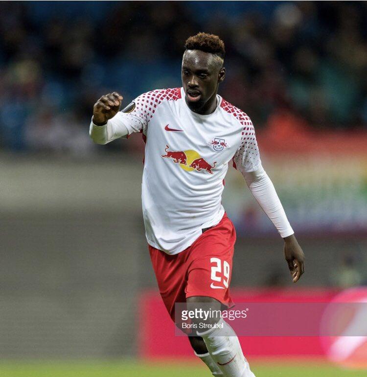 Maillot Extérieur RB Leipzig Jean-Kévin Augustin
