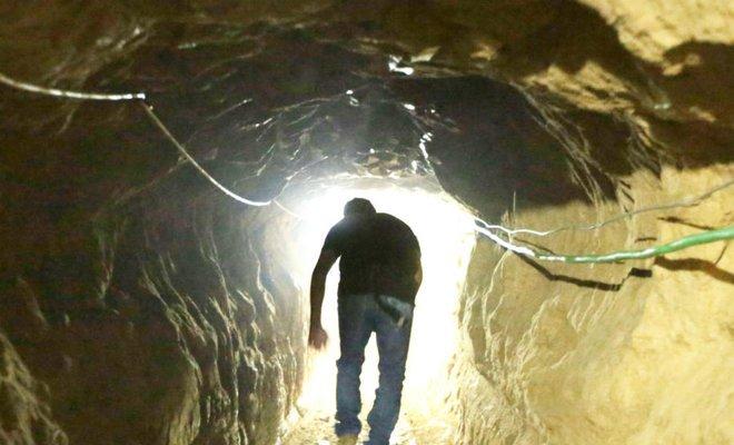 #Israel says it destroys new #Hamas tunnel network in #Gaza https://t.co/863fNbfmsy #Palestine #Jerusalem