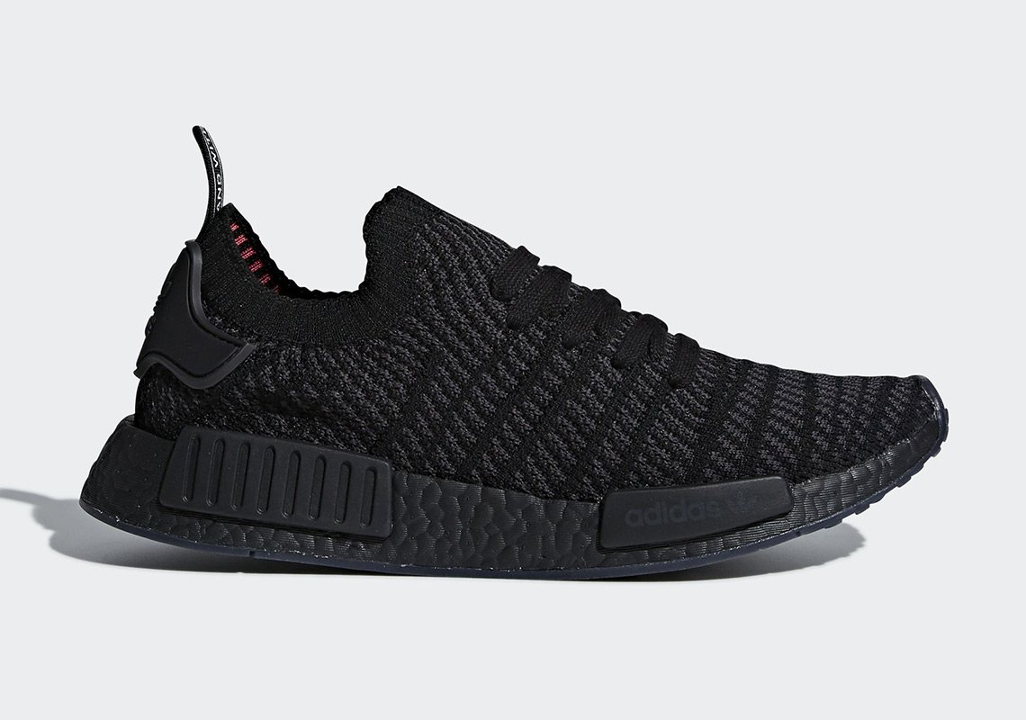dae73483b adidas  STLT rendition of the NMD R1 Primeknit receives the
