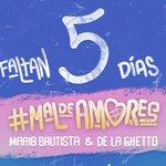 #5DíasMalDeAmores