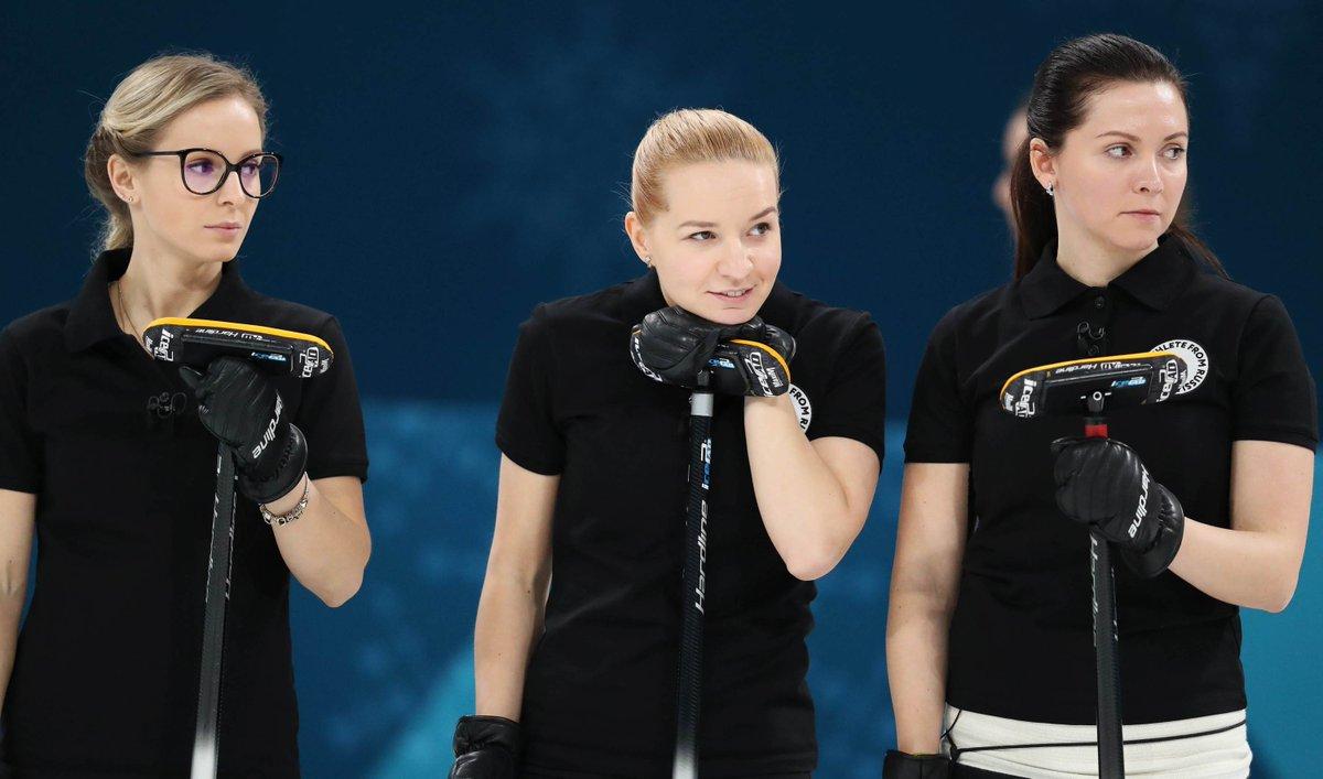 Женская сборная России по кёрлингу одержала третью победу подряд на ЧМ в Канаде https://t.co/mcskwL1ZG2
