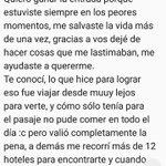 #MicaQuieroMiEntrada