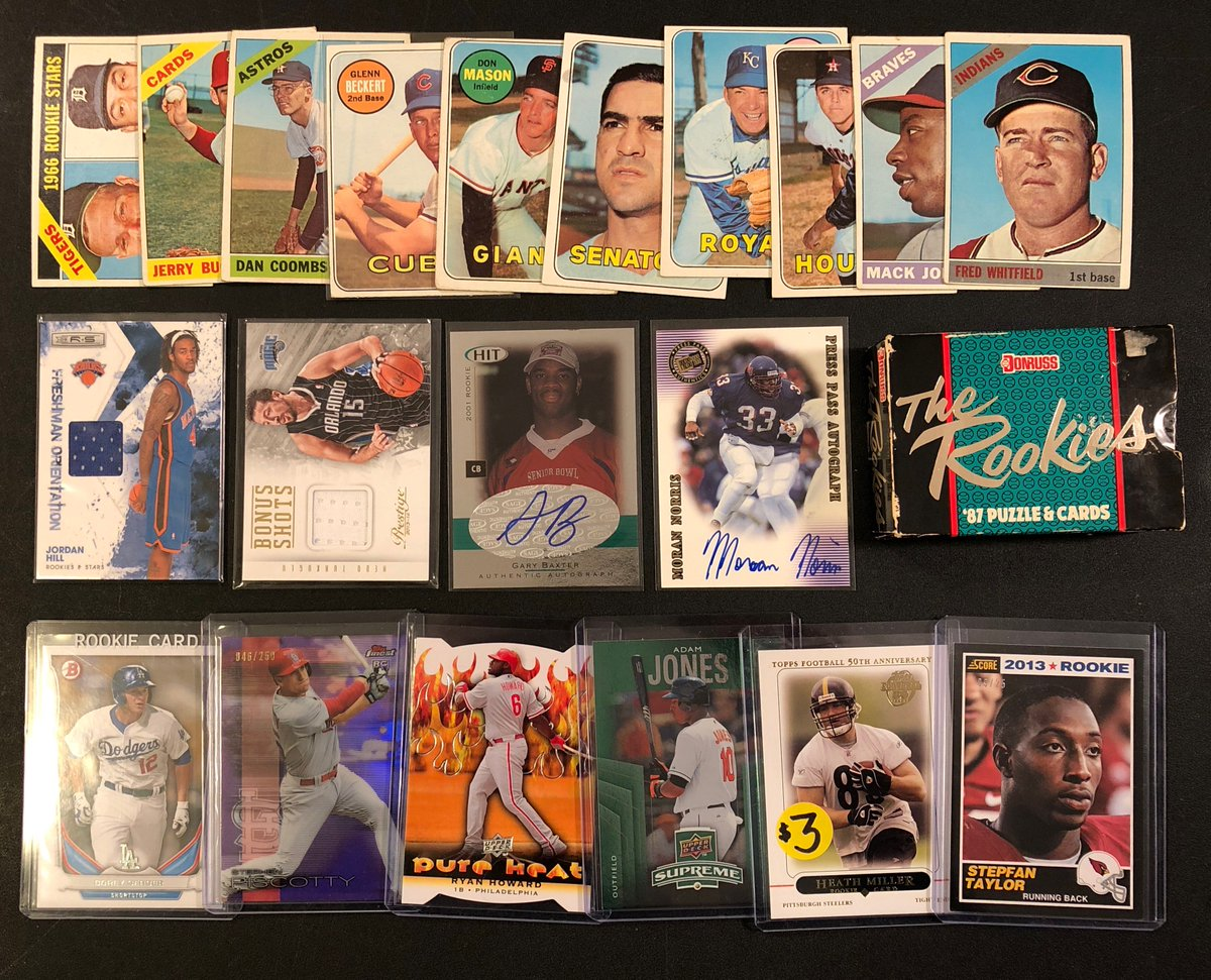 Here are the prize batches I&#39;m giving away for round two of #CardboardChaos.  I am going to pick the two winners tomorrow after I update the main bracket when the polls finalize. #RETWEET to let everyone know what I am giving away. <br>http://pic.twitter.com/vdWqcN1cKB