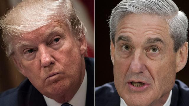 JUST IN: Trump lawyer: Trump isn't considering firing Mueller despite Trump attacks https://t.co/MiDGhFjYLN