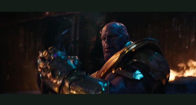 Why does Thanos want to kill half of the universe? #InfinityWar https://t.co/ghb4LOt0Gb