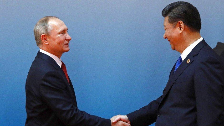 Си Цзиньпин поздравил Путина с победой на выборах https://t.co/9nAtwRQ0CY