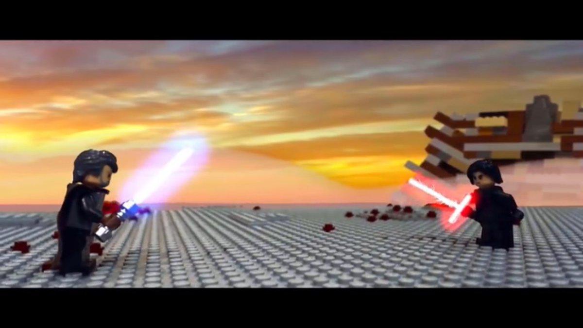 Star Wars Giggles On Twitter Video Lego Star Wars The Last Jedi Luke Skywalker Vs Kylo Ren On Crait Shot For Shot By Lego Man Starwars Lego Lastjedi Https T Co 3hvsrjlch5 Https T Co Licri4xeqo