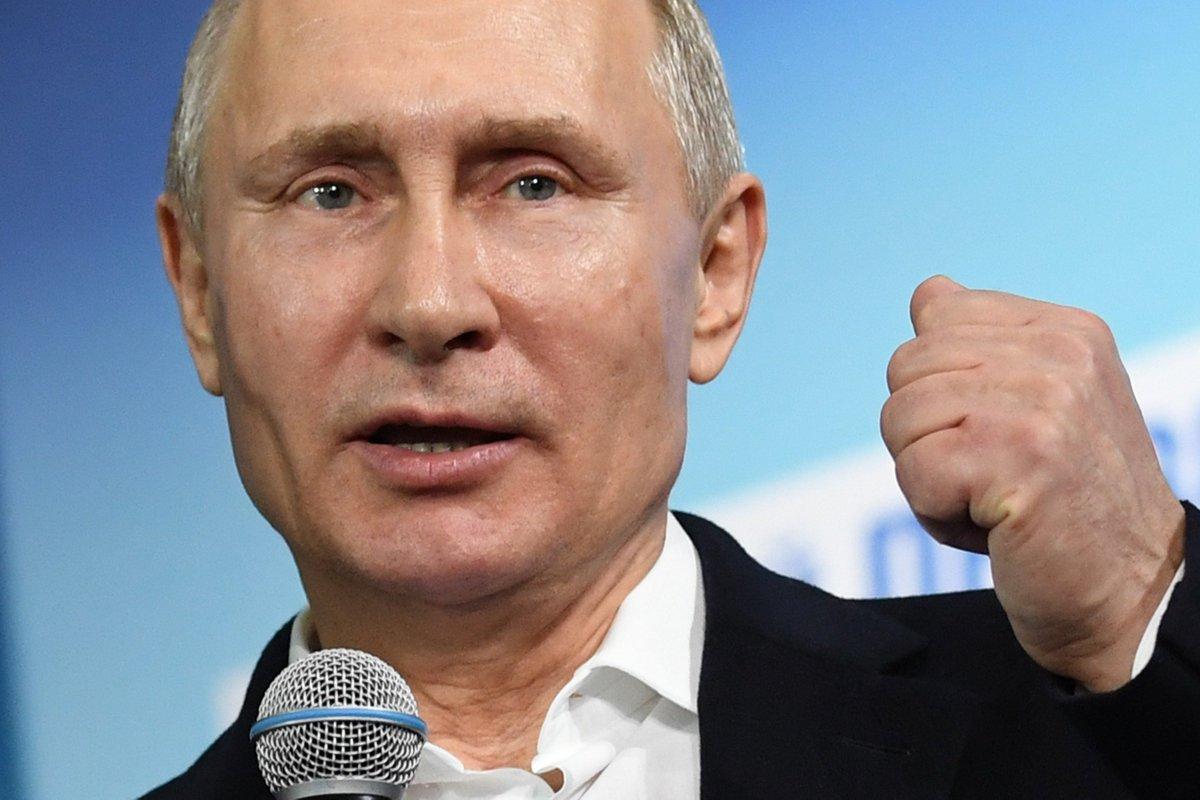 Глава Республики Сербской назвал Путина политическим лидером всего свободного мира https://t.co/mZGyl1hHru