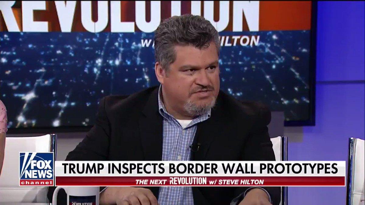 .@RubenNavarrette on border wall: 'A wal...