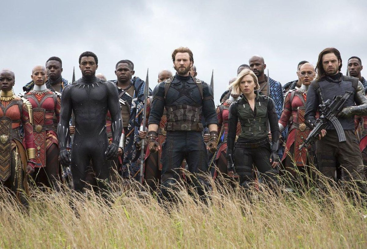 #InfinityWar Stakes Are 'Higher Than They've Ever Been, Times 10': https://t.co/5sulovqOC0 via io9 #News