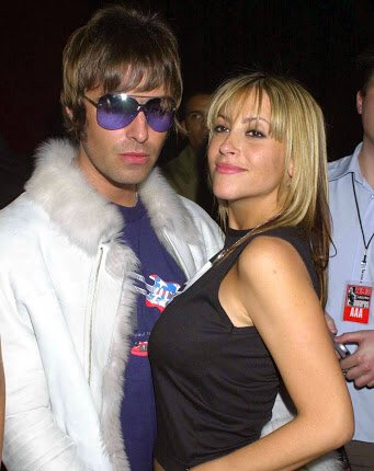 Liam Gallagher inventing fashion. (2007)...