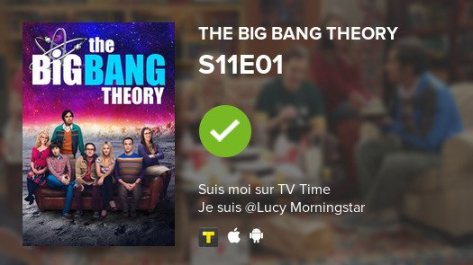 I've just watched episode S11E01 of The...