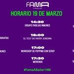 #FamaABailar19M