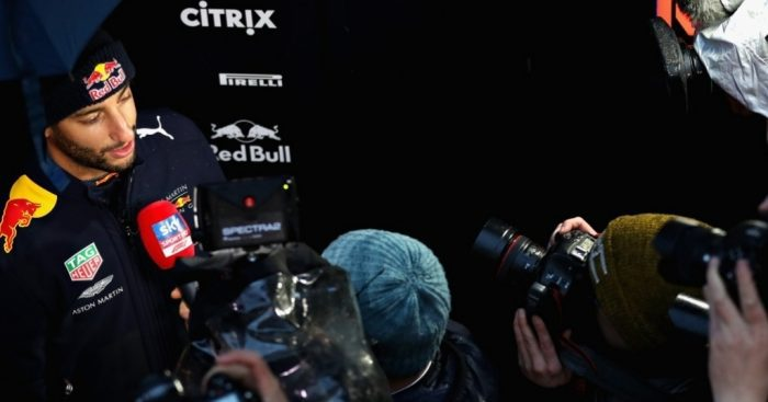 Ricciardo to adopt 'calculated but fearl...