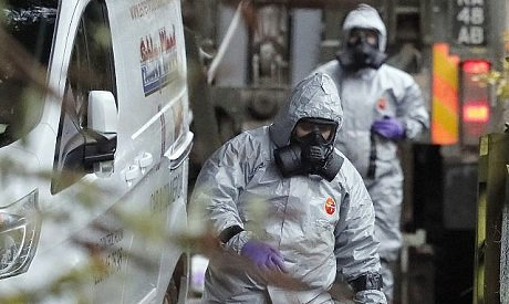 #ChemicalWeapons experts head to #Britain in #Russia spy case https://t.co/Wz7LCbJS3W #RussianSpy #SergeiSkripal