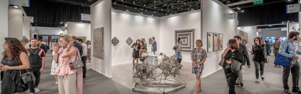This week, the 2018 edition of @artdubai runs from 21 - 24 March. With a line-up of 105 galleries from 48 countries, this international art fair is not to be missed! Head here to get your tickets:  https:// buff.ly/2FzXGgL     #artdubai2018 <br>http://pic.twitter.com/2YapPUlpma