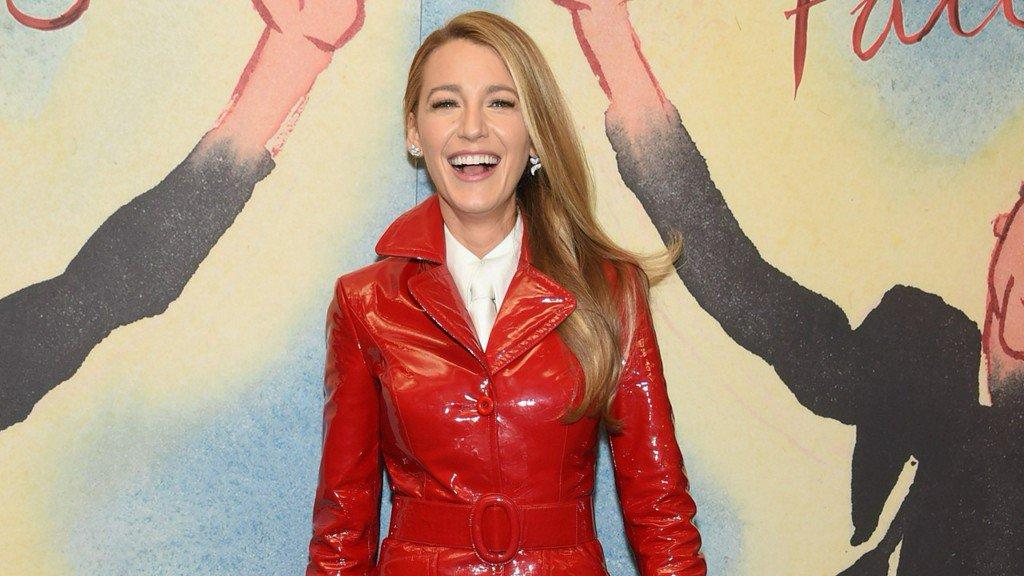 Blake Lively reveals her Met Gala look i...