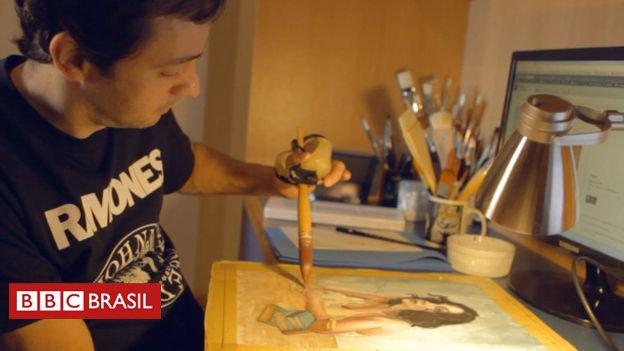 #ArquivoBBC 'Virei pintor após ficar tetraplégico' https://t.co/gr1XKiqcC0
