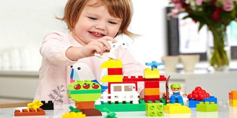 #ElDato Niños que juegan con legos: futu...