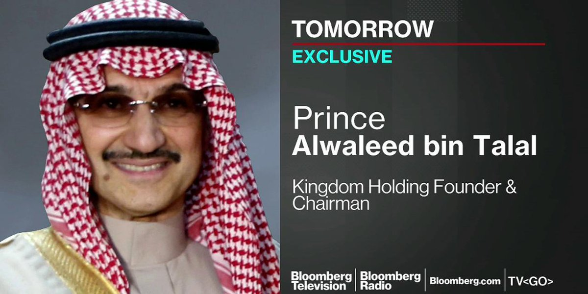 'I forgive and I forget.' One of the world's richest men speaks exclusively about his detention in Saudi Arabia. More throughout Tuesday https://t.co/EYmHTvsTvD