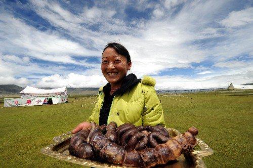 Il #reddito disponibile pro capite degli #agricoltori e dei #mandriani in #Tibet supera i diecimila yuan #economia  - Ukustom