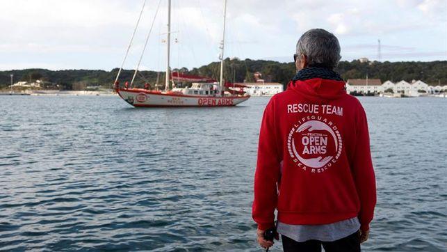 """Italia inmoviliza el barco español de rescate de inmigrantes Open Arms """"por promoción de la migración ilegal"""" https://t.co/1Uo888qDSE"""