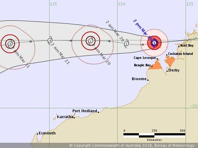 cyclone trevor - photo #44