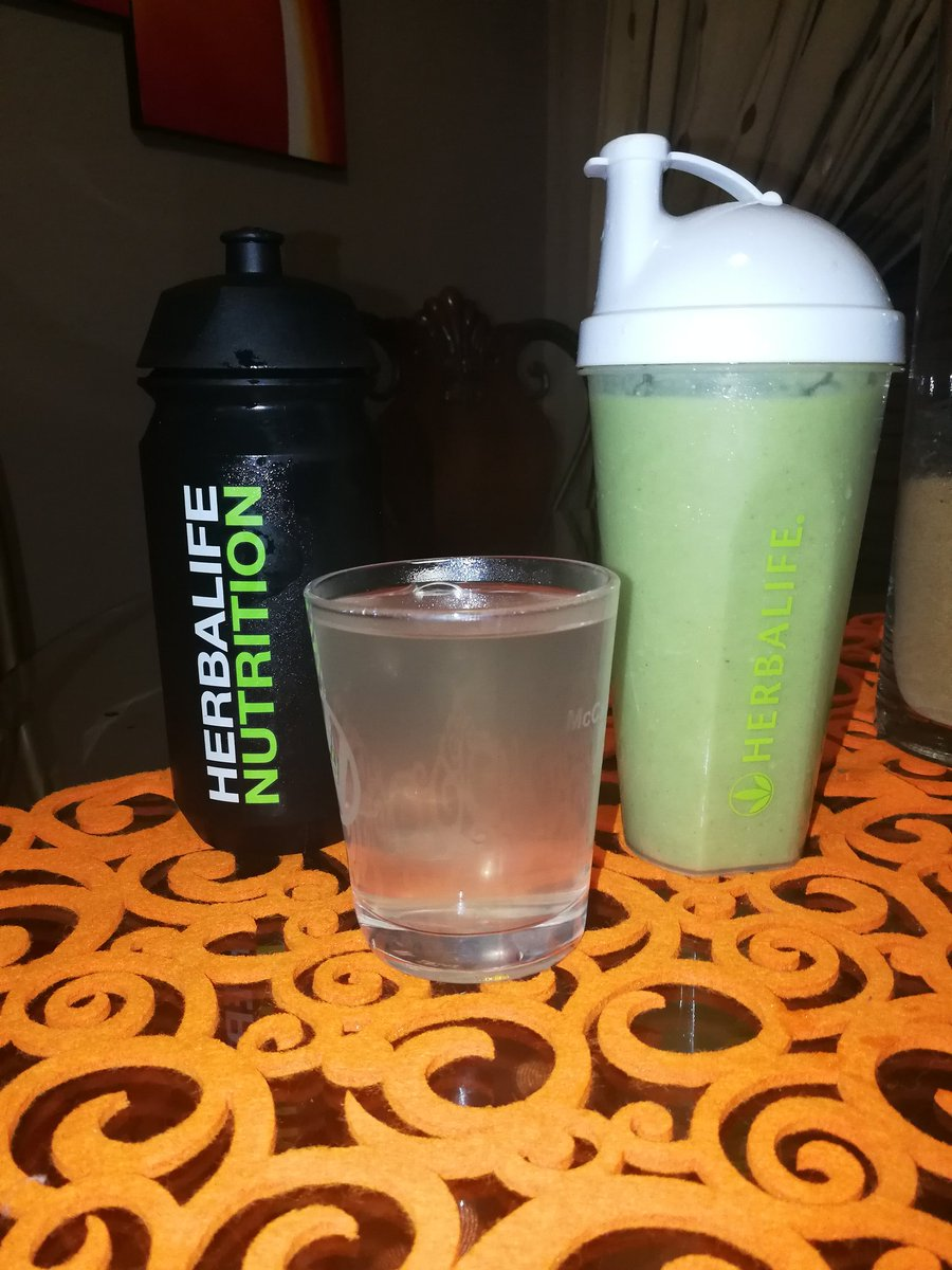 My morning antidote. #lifeofahealthylady #nutritionlover #idoherbalife