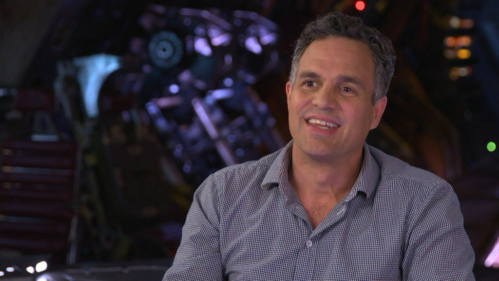 Mark Ruffalo says the Hulk is getting 'm...