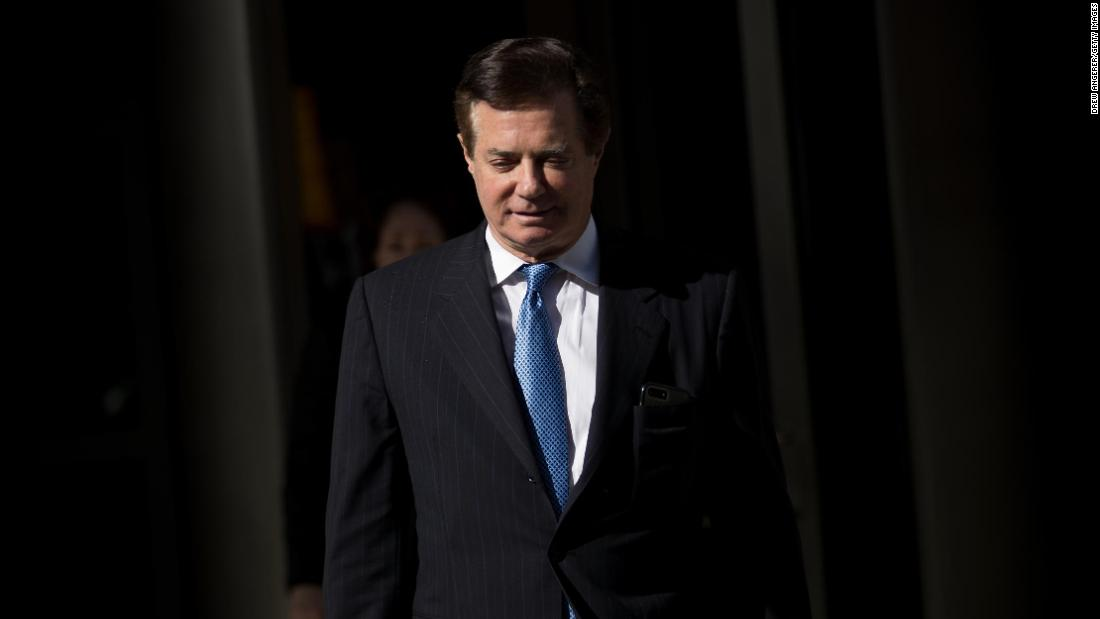 Paul Manafort faces 305 years in prison https://t.co/vn2O232CCY