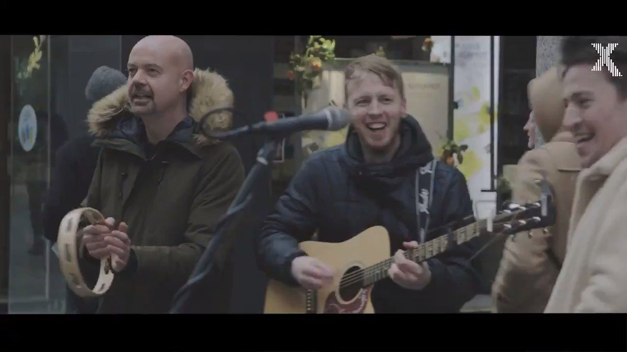 RT @RadioX: Dom goes busking with @BandPictureThis! https://t.co/7lkm07Buo5